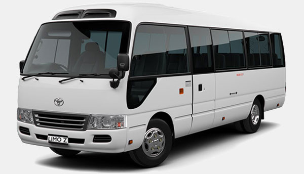 23 Seater Bus - 23 SEATER