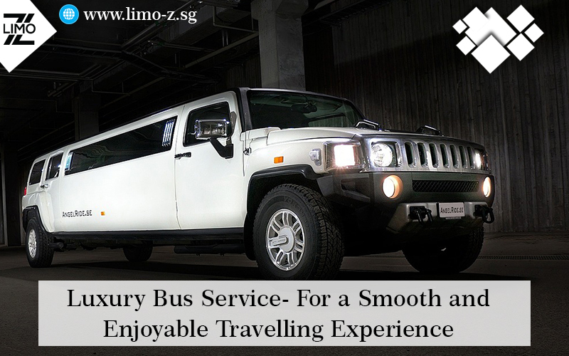 Luxury Bus Service- For a Smooth and Enjoyable Travelling Experience